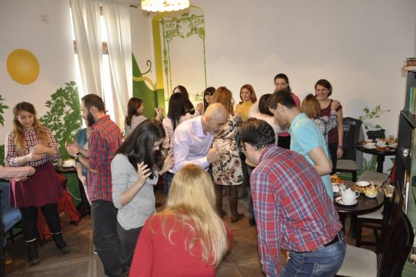 workshop exercitii de crestere a increderii de sine