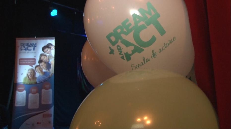 dream act petrecere lansare