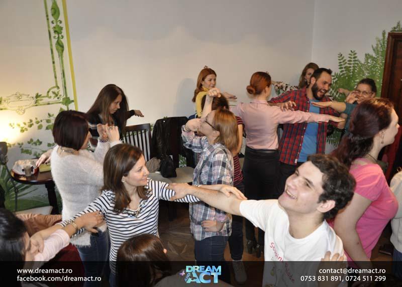 workshop actorie pentru adulti