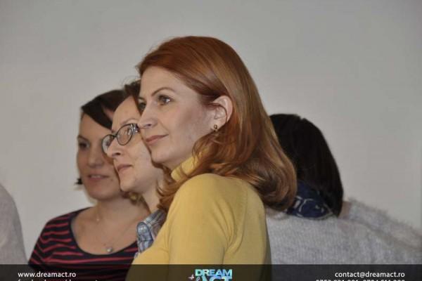 workshop actorie femei