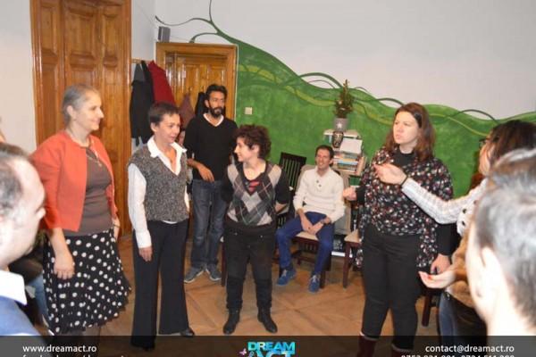 workshop dezvoltare personala